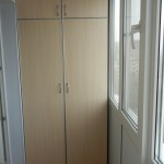 Шкаф и тумба на лоджии 001